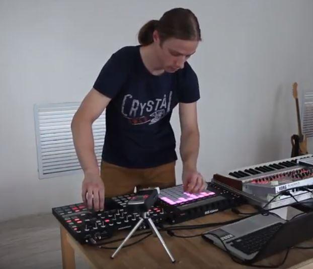 Мастеркласс: креативный Диджеинг - Ableton + Traktor + Push2